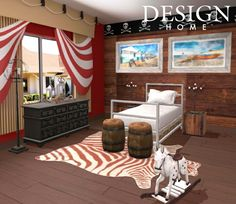 My Home Design, House Design, Valance Curtains, Home Decor, Decoration Home, Room Decor, Architecture Design, Home Interior Design, House Plans