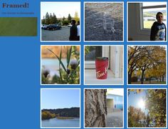 Class photography blog where the students upload their photos to the class blog.  The alternative approach is students have their own individual student blogs and upload photos to their own blogs.