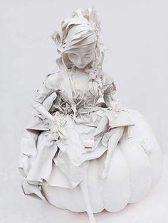 Cinderella Art Sculpture