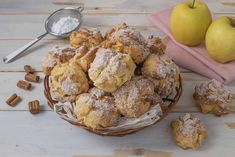 Great Italian Recipes For Dinner Sweets Recipes, Apple Recipes, Healthy Desserts, Cookie Recipes, Delicious Desserts, Biscuits, Biscotti Cookies, Italian Cookies, Italian Recipes
