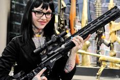 Hipster meets Heavy Arms 02