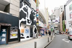 Milkland pop-up ice cream by Ryusuke Nanki, Tokyo – Japan » Retail Design Blog
