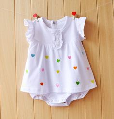 Baby Girl Rompers Summer Girls Clothing Sets Roupas Bebes Flower Newborn Baby Clothes Cute Baby Jumpsuits Infant Girls Clothing - Kid Shop Global - Kids & Baby Shop Online - baby & kids clothing, toys for baby & kid Cute Newborn Baby Clothes, Winter Baby Clothes, Winter Outfits For Girls, Baby Girl Winter, Toddler Girl Outfits, Baby Outfits Newborn, Baby Girl Newborn, Baby Girls, Infant Girls