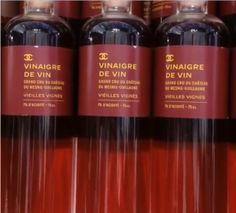 Chanel Supermarket / Chanel Shopping Center / Supermarche. Paris Fashion Week 2014. Grand Palais. Red wine vinegar. Scroll down to the video by lofficielhommes