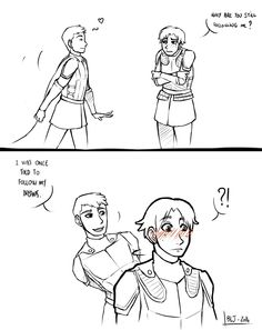 Jaime/Brienne again #got #asoiaf