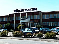 Müller-Martini Zofingen Martini, Switzerland, Multi Story Building, Economics, Things To Do, Photo Illustration, Martinis