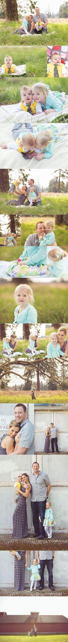 the Rody Family | North Tacoma Family Photographer » Kristal Joy Photography