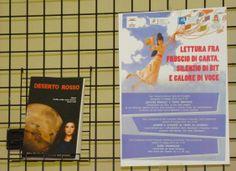Biblioteca Comunale di Todi. #DesertoRosso Cover, Books, Livros, Libros, Livres, Book, Blankets, Book Illustrations, Libri