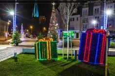Świąteczne dekoracje – Świnoujście #swinoujscie #eswinoujscie #swieta #dekoracje