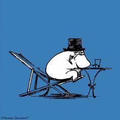 """Monday Moomin"" <3"
