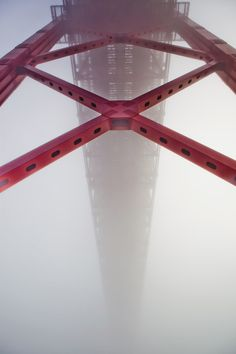 Bridge and Fog by Vasco Casquilho