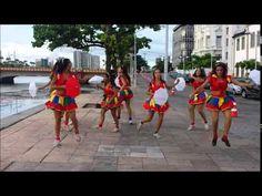 Cia de Dança Giselly Andrade - FREVO