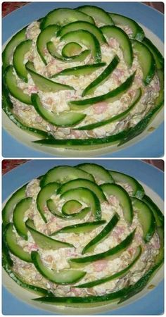 Cold Vegetable Salads Asian Tacos Salad Design Appetizer Salads Appetizers For Party Estonian Food Vinagrete Food Platters Hors D Oeuvre Meat Trays, Food Platters, Meat Platter, Food Carving, Food Garnishes, Veggie Tray, Vegetable Salads, Cooking Recipes, Healthy Recipes