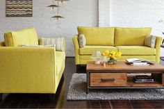 Astra 2 Piece Fabric Lounge Suite by Furniture Haven