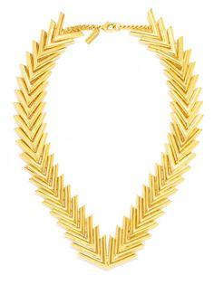 Poisson Collar Necklace | BaubleBar