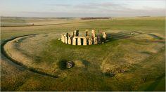 Mystery-Stonehenge-in-England