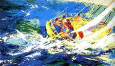 Image result for leroy neiman paintings