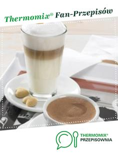 Spienione mleko do cappuccino, latte macchiato Latte Macchiato, Sweet Recipes, Glass Of Milk, Food And Drink, Pudding, Drinks, Cooking, Kitchen, Inspiration