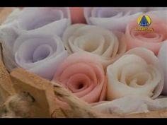 Tudo Artesanal | Rosa do Marrocos por Peter Paiva - 15 de Setembro de 2012 - YouTube