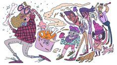 Bone Broth-Loving Hipsters Are Pushing Up The Price Of Bones : The Salt : NPR