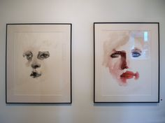 Lorraine Bohonos paintings at 1975 in Rochester, New York