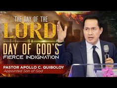 The Day of the Lord is a Day of God's Fierce Indignation Spiritual Enlightenment, Spirituality, Investiture Ceremony, Kingdom Of Heaven, Great Leaders, Son Of God, Gods Love, Worship, Anti Christ