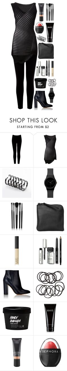 """Science Fiction"" by mollymsniffles ❤ liked on Polyvore featuring Warehouse, ALESSANDRA MARCHI, Federica Tosi, Illamasqua, Xenab Lone, NARS Cosmetics, Bobbi Brown Cosmetics, Gianvito Rossi, H&M and Marc Jacobs"