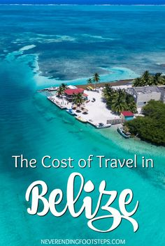 Belize is a beautiful country, with jungles and ruins, tons of wildlife, pretty beaches, and friendly locals. But it was expensive! Click through to learn how much it costs to travel in Belize.