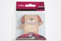 Modou Haftnotizen  Stickynotes Hund von Perlenblitz auf DaWanda.com