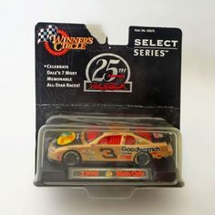 Dale Earnhardt Sr 1998 Bass Pro Shops Monte Carlo - NCC215   - Dale Earnhardt Sr 1998 Bass Pro Shops Monte Carlo Diecast Race Car. Hasbro Winner's Circle Select Series.  Dale 25th Anniversary of Nascar Cup competittion FOR SALE