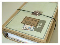 Cette année, c'est avec un petit grain de folie que nous partons en Catalogne (un peu de folie, car 4 enfants dont deux de 4 mois, c'est une expédition). J'ai profité de la grossesse pour confectionner les traditionnels carnets de voyage des garçons (oui,...
