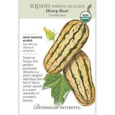 Winter Squash Guide   Co+op, welcome to the table Winter Squash Varieties, Sweet Dumplings, Squash Seeds, Bush Plant, Perfect Portions, Organic Seeds, Enjoy Summer, Edible Plants, Feeding A Crowd