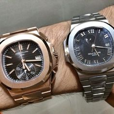Chrono x Comet. 2 @Kathy Chan Chan Pate Philippe's that are part of my buddy @luckymanzano's growing collection. pic.twitter.com/l6JW2QtAhV