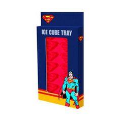 Superhero ice trays