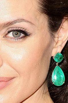 Lorraine Schwartz Jewelry Emerald Drop Earrings