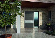 Puerta pivotante Synua: original, blindada y de diseño