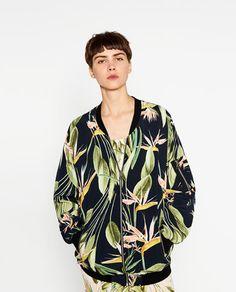 ZARA trf fall 20172018 | Short jacket, Jackets, Luxe shorts