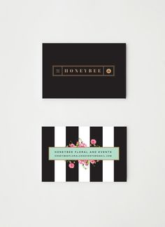 Branding for Honeybee Floral and Events