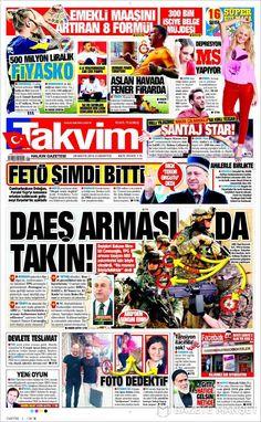 #20160528 #TürkiyeHABER #TURKEY #TurkeyTodayNEWSpapers20160528 Saturday MAY 28 2016 http://en.kiosko.net/tr/2016-05-28/ + http://www.trthaber.com/foto-galeri/gazete-mansetleri-28052016/10597/sayfa-11.html <+> #TAKVIM20160528 http://en.kiosko.net/tr/2016-05-28/np/takvim.html
