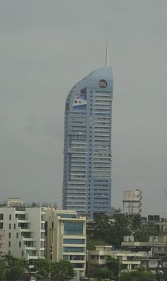 RNA Mirage -40 storeys List Of Tallest Buildings, Dubai City, In Mumbai, Skyscraper, Skyscrapers