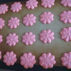 Cream Cheese Cookies I Recipe - read reviews, cookie press cookies