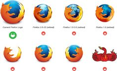 Firefox brand guidelines