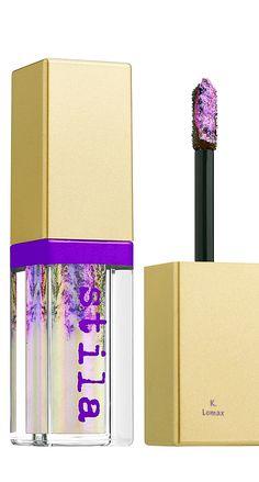 COLOR: Enigmatic - aubergine with violet flip pearl Makeup Brands, Makeup Tips, Estee Lauder, Revlon, Bronzer, Hair Products, Maybelline, Mascara, Wigs