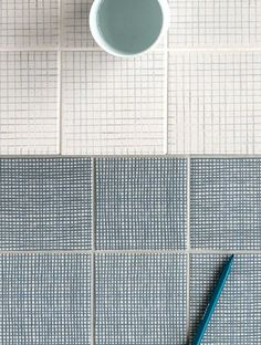 Inga Sempé has designed a lovely new line of mix and match ceramic tiles for Mutina . --- Muotoilija Inga Sempé on suun. Tile Patterns, Textures Patterns, Pattern Art, Diy Thanksgiving Crafts, Kids Thanksgiving, Deco Paris, Tiles Texture, Kitchen Tiles, Floors Kitchen