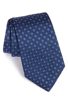 Armani Collezioni Dot Silk Tie available at #Nordstrom