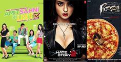 box office prediction of hate story, amit sahni ki list and pizza 3d movie