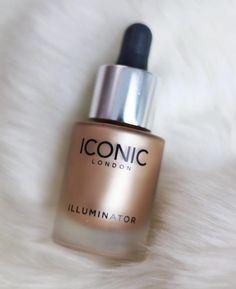 Iconic London Illuminator – o iluminador do momento! Lipstick Palette, Makeup Palette, Huda Beauty Makeup, Eyebrow Makeup, Makeup Brands, Best Makeup Products, Iconic London Makeup, Iconic Makeup, Iconic London Illuminator