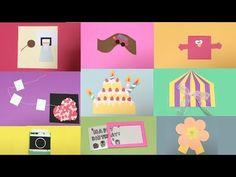 手作りアルバムの仕掛け 作り方【Part1】 - YouTube Nour, Explosion Box, Baby Kids, Valentines Day, Playing Cards, Happy Birthday, Scrapbook, Messages, Entertaining