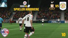 "Let's Play FIFA 16 Spielerkarriere #010 ""Bradford vs Crewe Alexandra"" [X..."