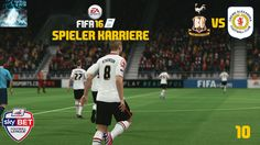 "Let's Play FIFA 16 Spielerkarriere #010 ""Bradford vs Crewe Alexandra"" [X..."